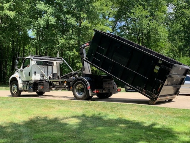 Finding the right dumpster size